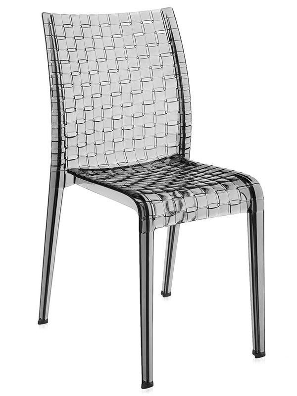 Ami ami silla kartell de dise o policarbonato apilable for Sillas de diseno famosas