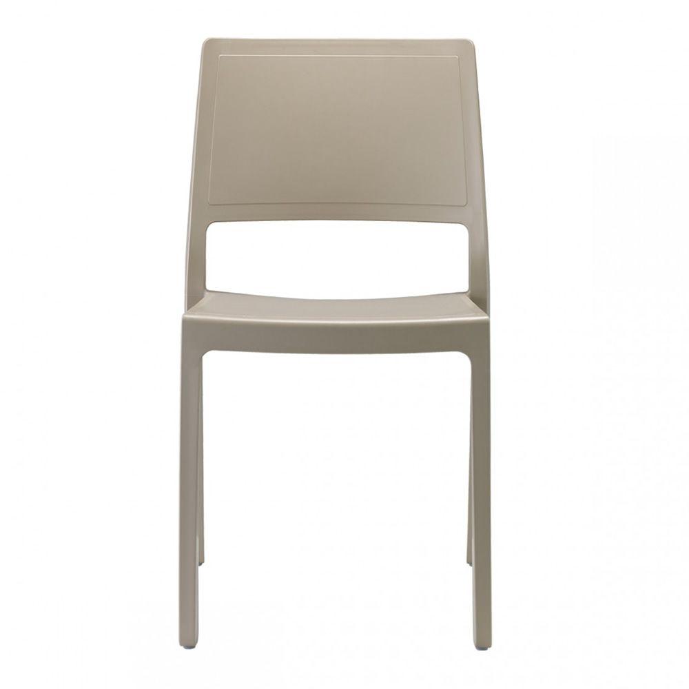 kate 2341 stuhl aus technopolymer stapelbar verschiedenen farben verf gbar f r den garten. Black Bedroom Furniture Sets. Home Design Ideas