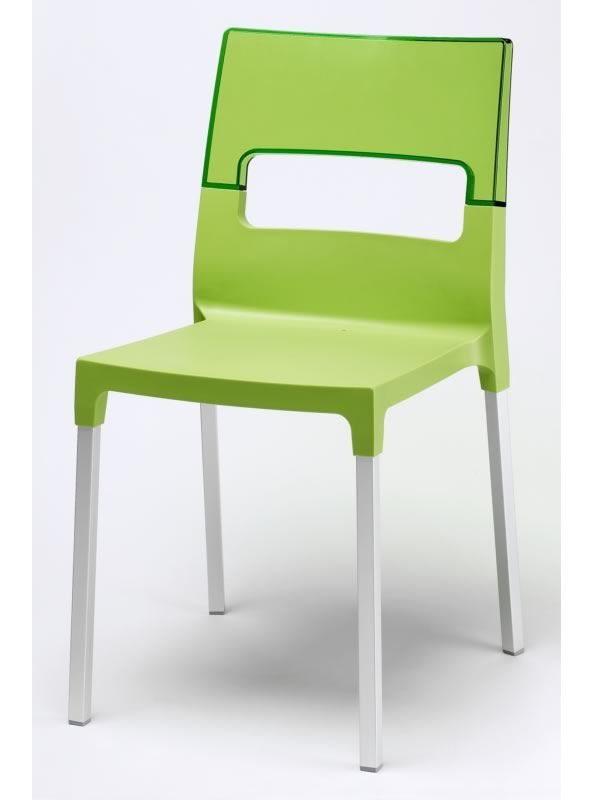 Diva 2200 sedia in alluminio e tecnopolimero di vari - Sedia diva calligaris ...