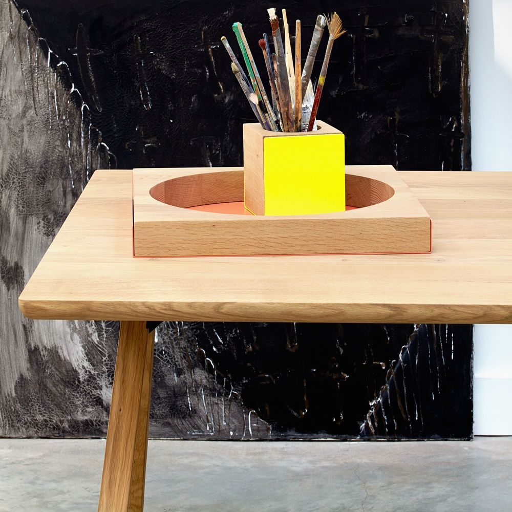 Flow Universo Positivo Wooden Table Different Sizes Available  # Meuble Tv Universo Positivo