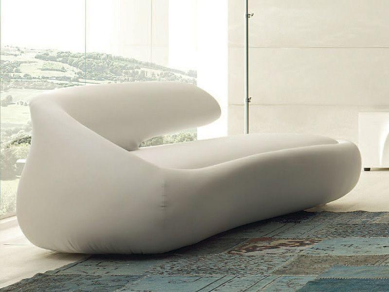 Duny 7380 - Divano di design Tonin Casa a 3 posti, rivestito in ...