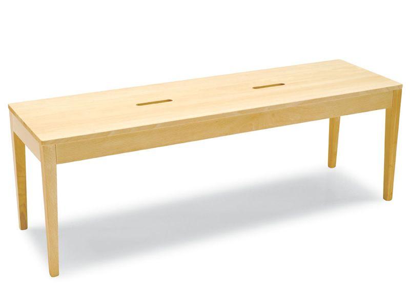 Cs5064 la locanda panca connubia calligaris in legno for Calligaris rende