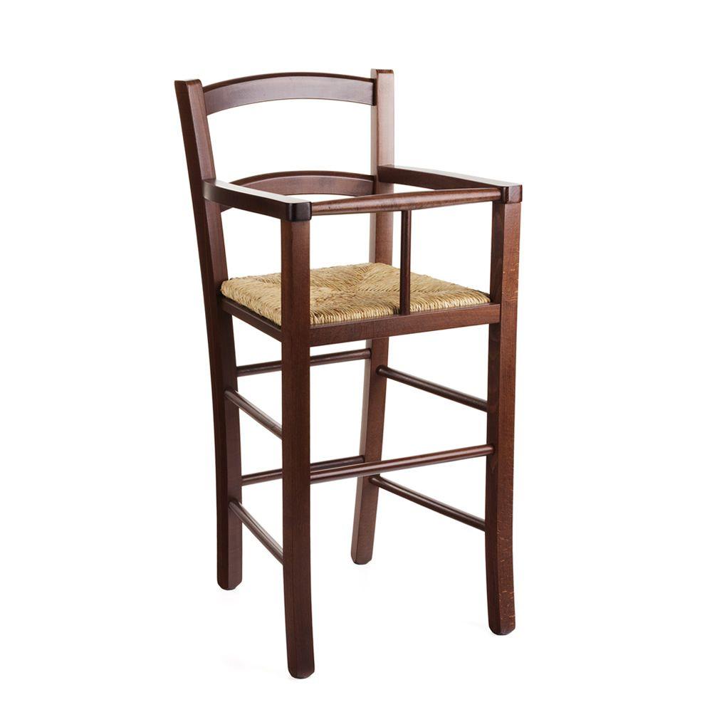 Mu50 seggiolone rustico per bambini in legno diverse - Tavolini per bambini in legno ...