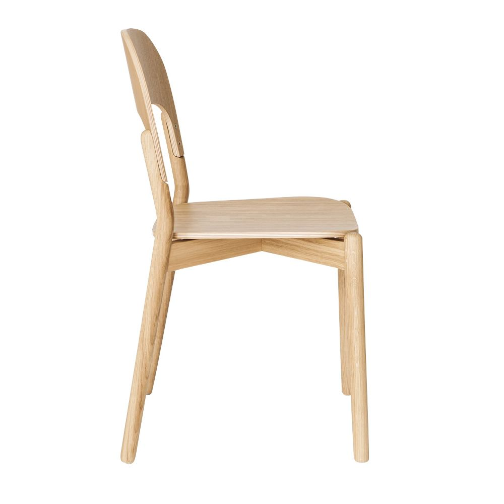Paula chaise design en bois - Chaise en anglais traduction ...
