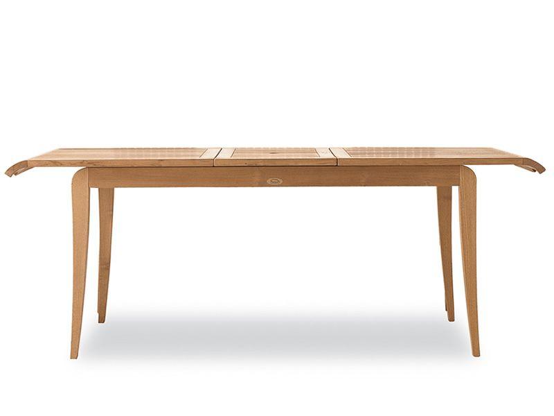 Madison: Table de jardin en bois de robinier, 160 x 94 cm, à ...