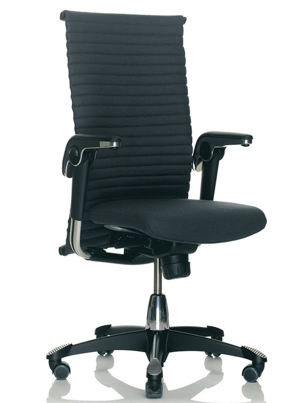 H09 excellence sedia ufficio ergonomica h g con - Sedie e poltrone ufficio ...