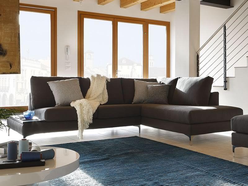 avatar modernes sofa mit 2 oder 3 maxi sitzen und mit eckteil und ablageplatte sediarreda. Black Bedroom Furniture Sets. Home Design Ideas