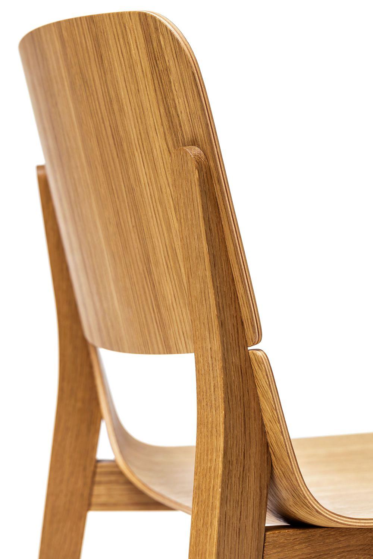 leaf stuhl ton aus holz mit sitz aus holz sediarreda. Black Bedroom Furniture Sets. Home Design Ideas