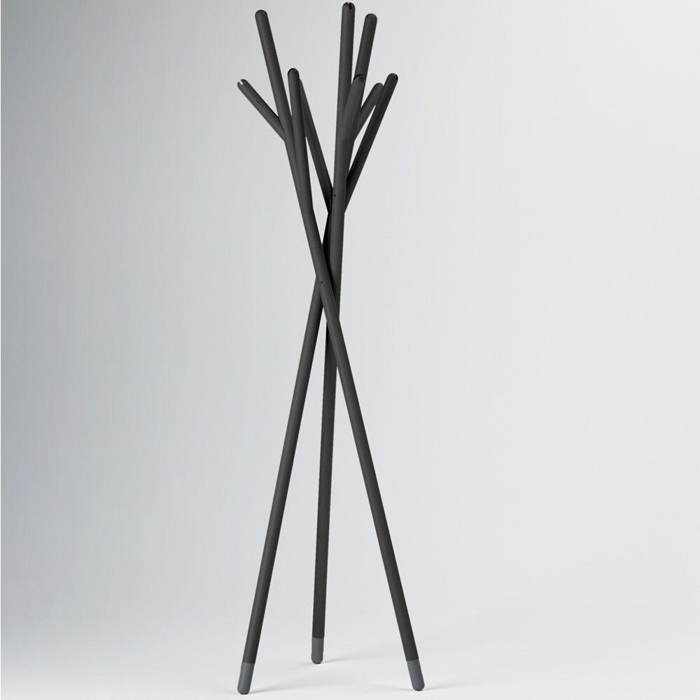 stick portemanteau design valsecchi en bois disponible dans diff rentes couleurs. Black Bedroom Furniture Sets. Home Design Ideas