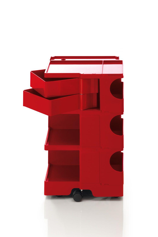 boby designer rollcontainer von b line mit schubladen. Black Bedroom Furniture Sets. Home Design Ideas