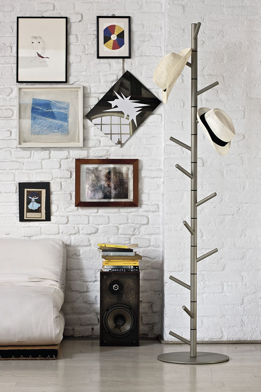alga moderner kleiderst nder bontempi casa aus metall sediarreda. Black Bedroom Furniture Sets. Home Design Ideas