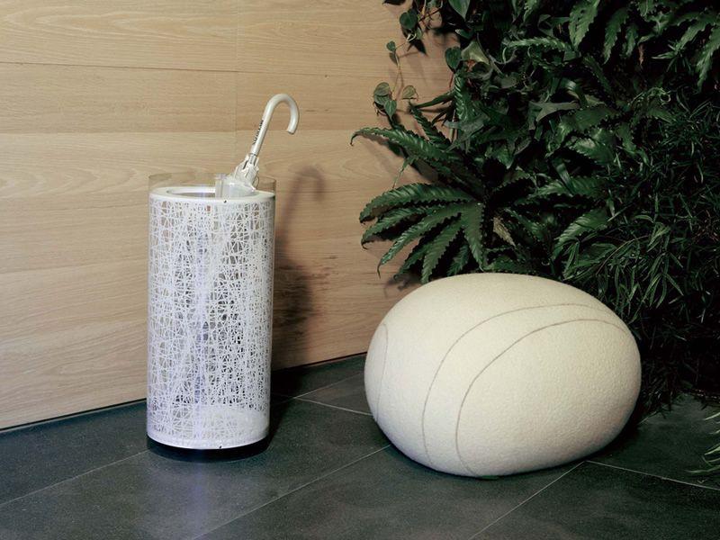 Calicot portaombrelli di design in policarbonato sediarreda - Portaombrelli design originale ...