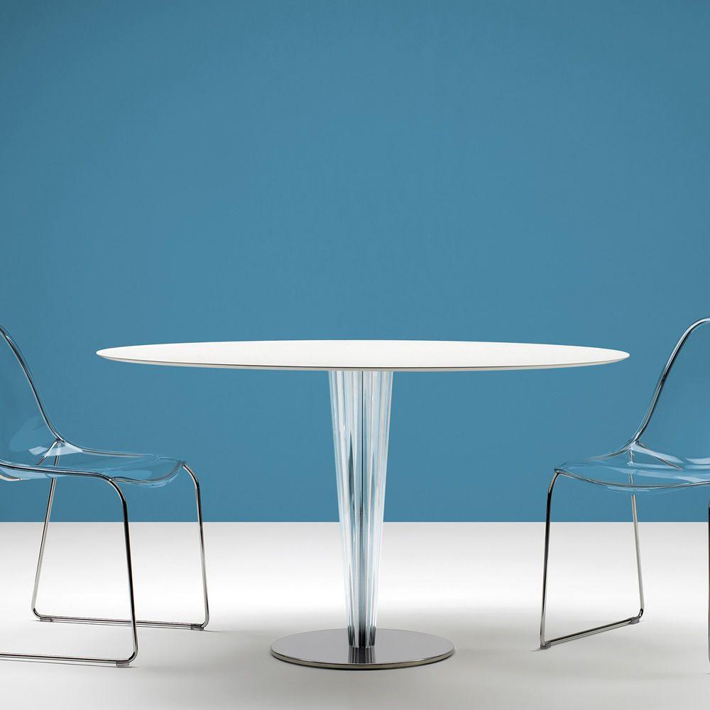 Tavoli Pieghevoli Allungabili Configurazione Variabile.Krystal 4401 Basamento Di Design Per Tavolo Da Bar O Ristorante