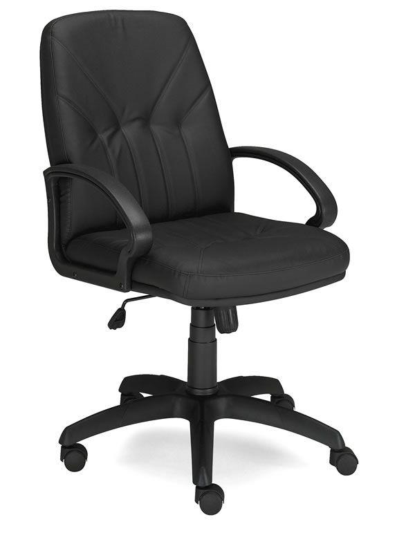ml501 b rostuhl mit armlehnen niedriger r ckenlehne mit bezug aus leder oder kunstleder. Black Bedroom Furniture Sets. Home Design Ideas