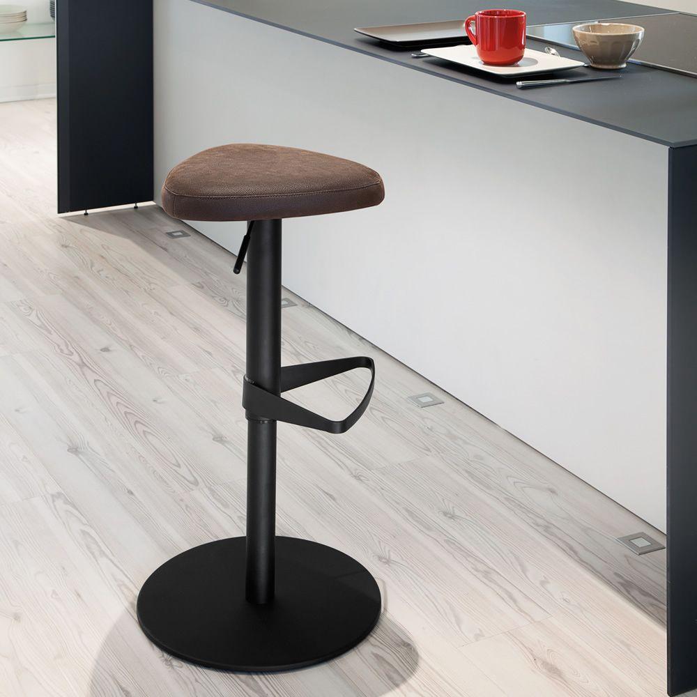 pick sg f r bars und restaurants hocker aus metall mit sitz aus kork oder mit gepolstertem. Black Bedroom Furniture Sets. Home Design Ideas