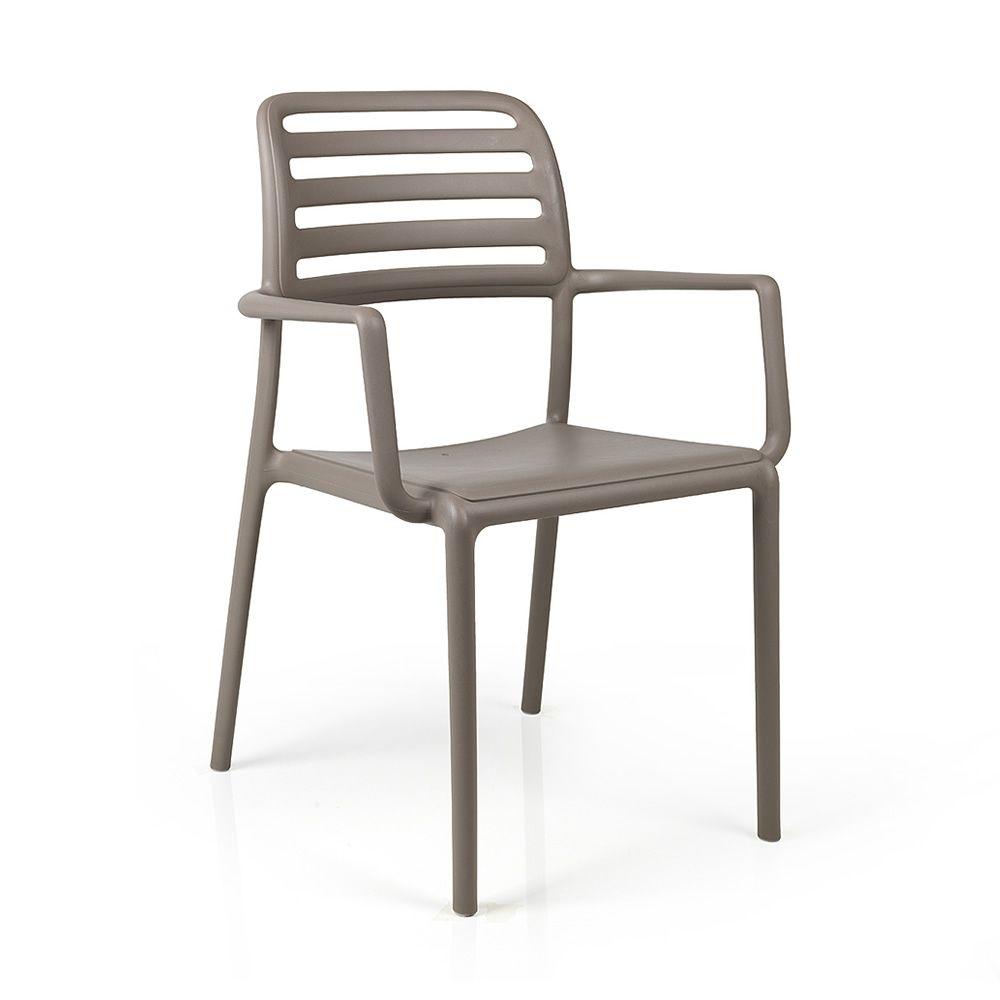 costa pour bars et restaurants fauteuil en r sine de. Black Bedroom Furniture Sets. Home Design Ideas