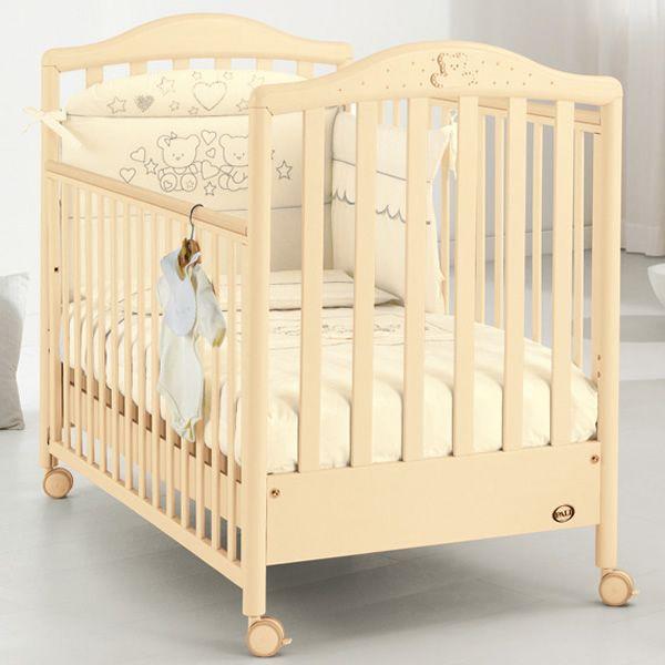 prestige little star lit b b pali en bois avec tiroir sommier lattes r glable en hauteur. Black Bedroom Furniture Sets. Home Design Ideas