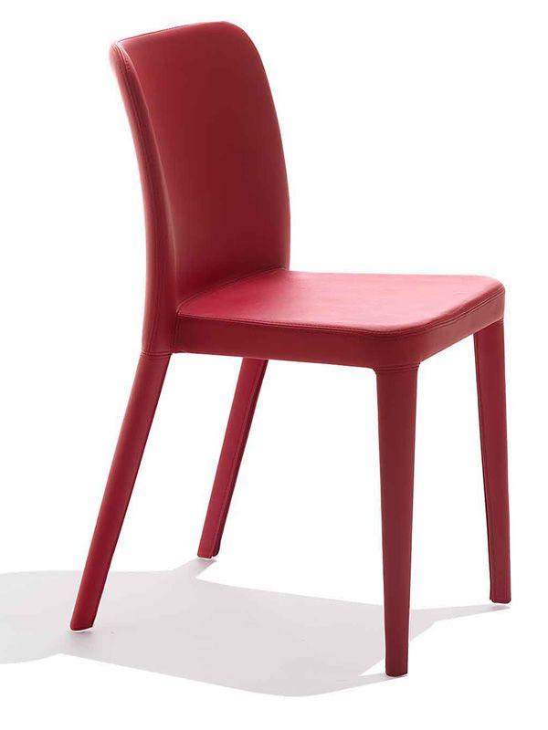 nen sf stuhl midj mit stoff leder oder kunstleder sediarreda. Black Bedroom Furniture Sets. Home Design Ideas