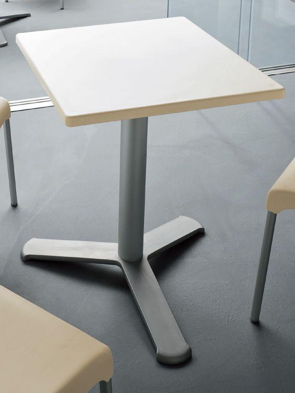 piani tecnopolimero f r bars und restaurants quadratische oder runde tischplatten f r den. Black Bedroom Furniture Sets. Home Design Ideas