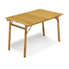 TAVOLO LS12 - Tavolo pieghevole in legno, diverse misure
