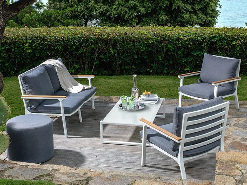 Divano giardino offerta idee per il design della casa - Set divano giardino ...