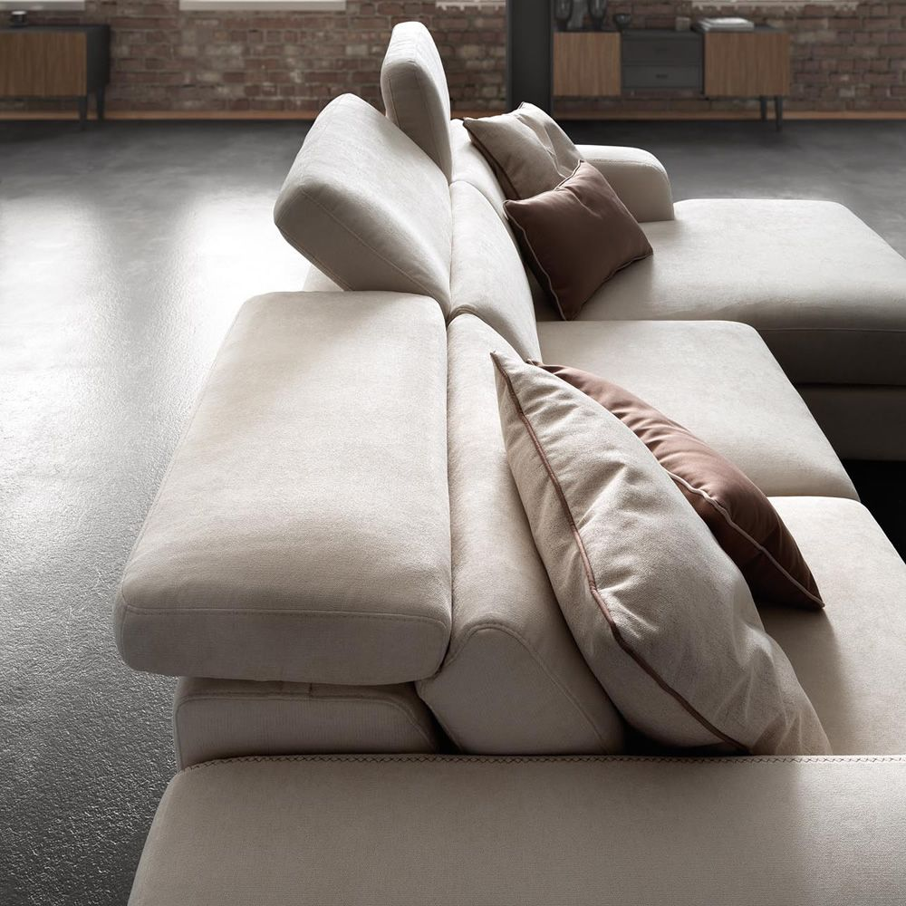 graffiti canap 2 3 ou 3 places maxi assises coulissantes et appui t tes inclinables avec. Black Bedroom Furniture Sets. Home Design Ideas