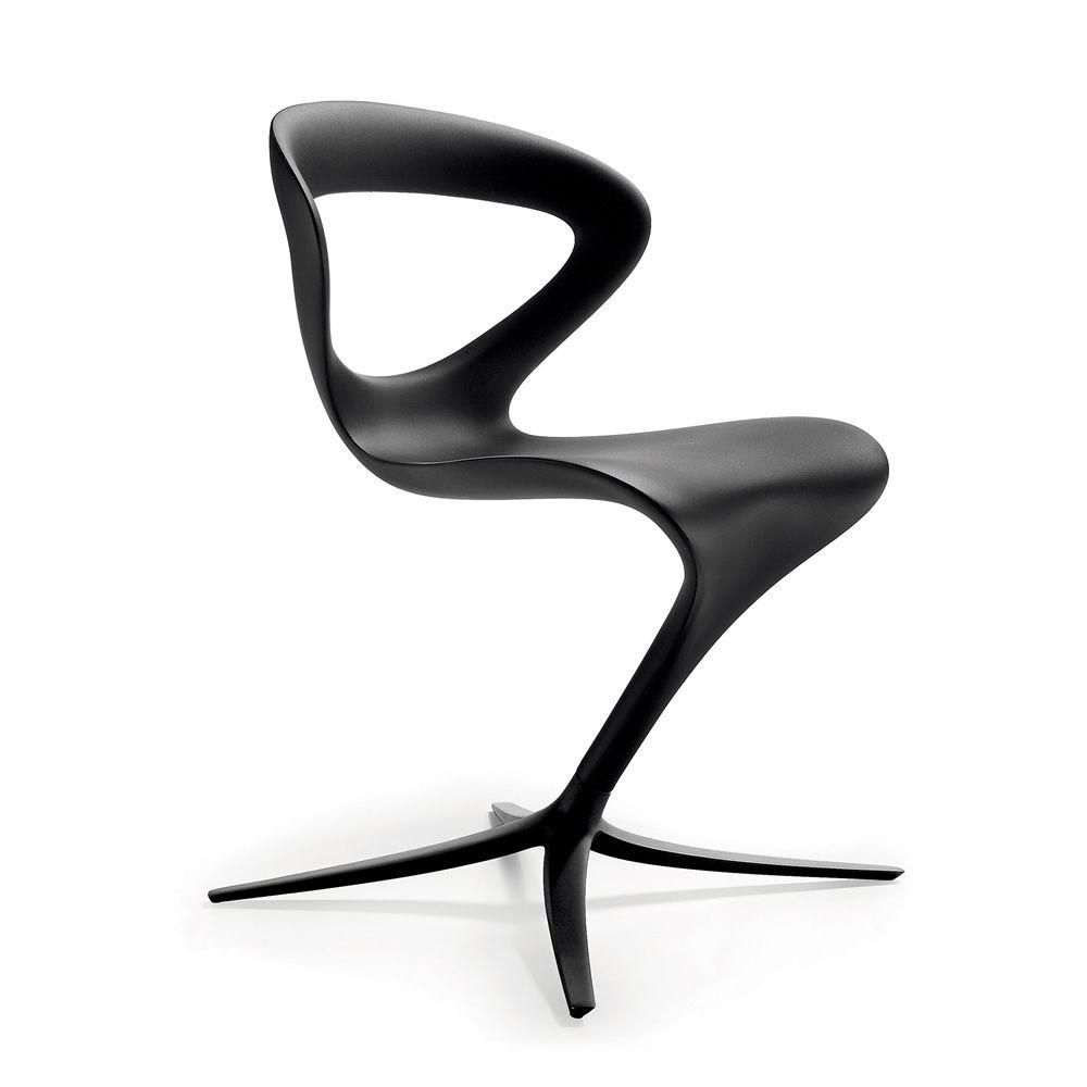 callita designer stuhl infiniti aus polyurethan in verschiedenen farben verf gbar sediarreda. Black Bedroom Furniture Sets. Home Design Ideas