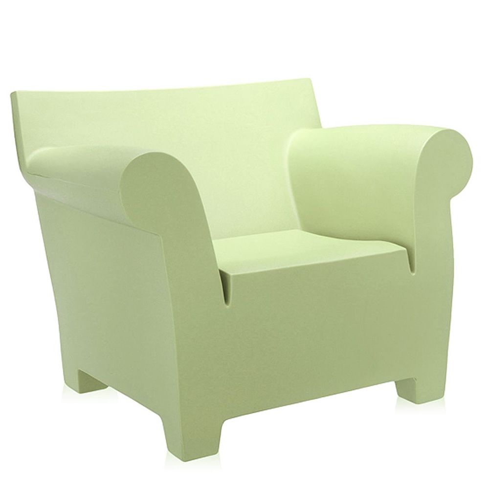 Bubble club armchair design sessel von kartell f r den for Design club sessel