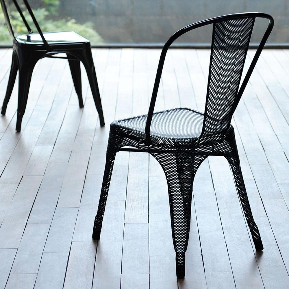A chair p per bar e ristoranti sedia tolix di design in for Sedia di design