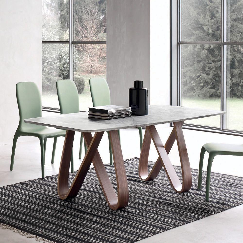 esstisch weiss mit dunkler platte beautiful trendteam. Black Bedroom Furniture Sets. Home Design Ideas