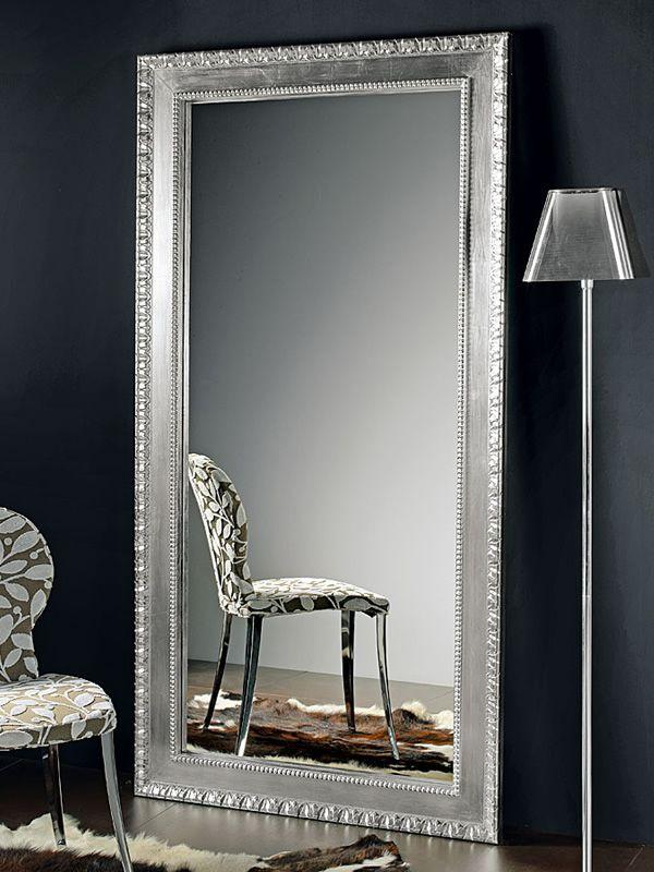 Due e mobile ingresso con due cassetti e specchio for Cornice specchio