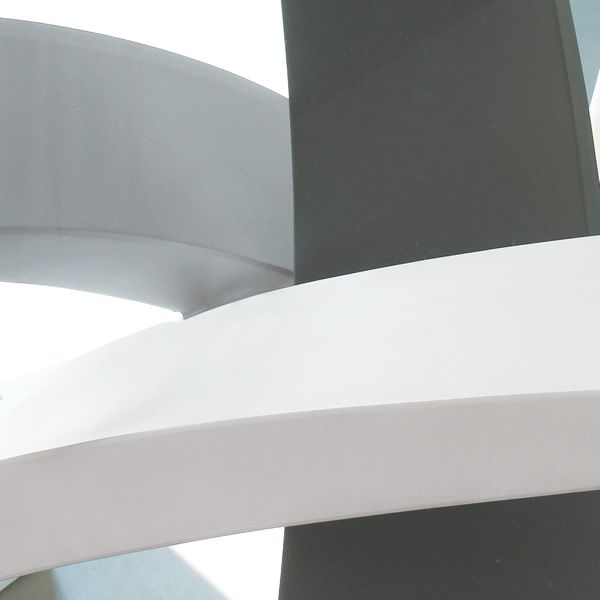 tavoli rotondo allungabili in plexiglass : ... In Vetro Tondo Tavoli Metallo Allungabili Rotondi M G on Pinterest
