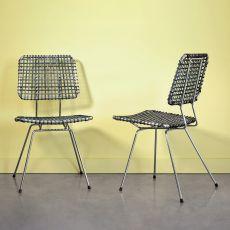 Sedie in Metallo: Praticità Moderna - Sediarreda