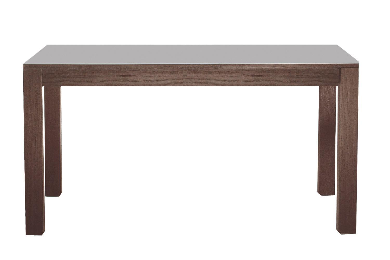 Kubo tavolo allungabile colico design in legno con for Tavolo rettangolare design