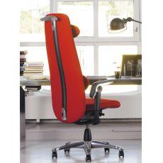 H09 ® Classic - Ergonomischer Bürostuhl von HÅG, mit verstellbarer Kopfstütze