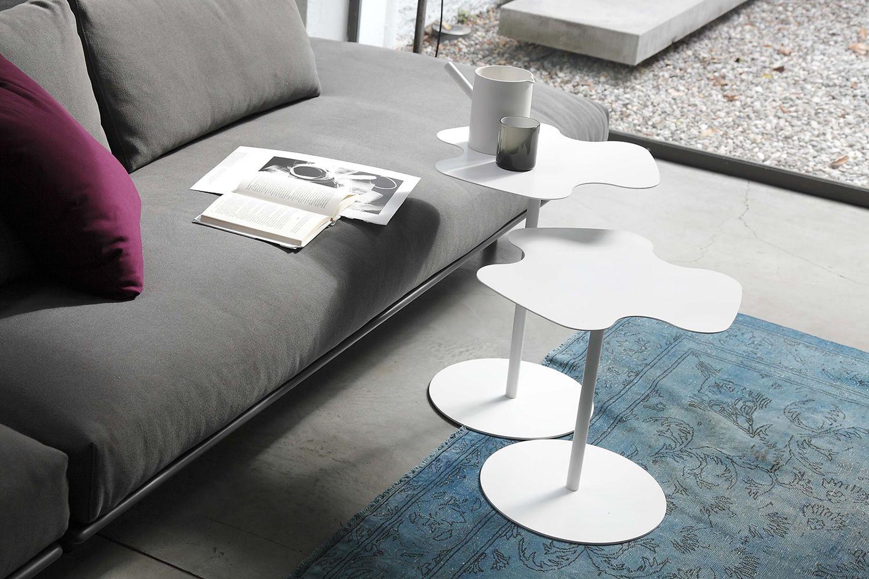 Flower table basse design de bontempi casa en métal disponible