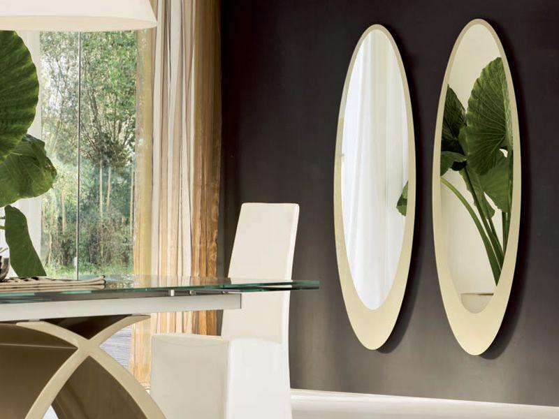 7507 olmi miroir elliptique de tonin casa diff rentes for Miroir elliptique