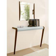 CS487 Mardì - Specchio moderno Calligaris, quadrato 70 x 70 cm