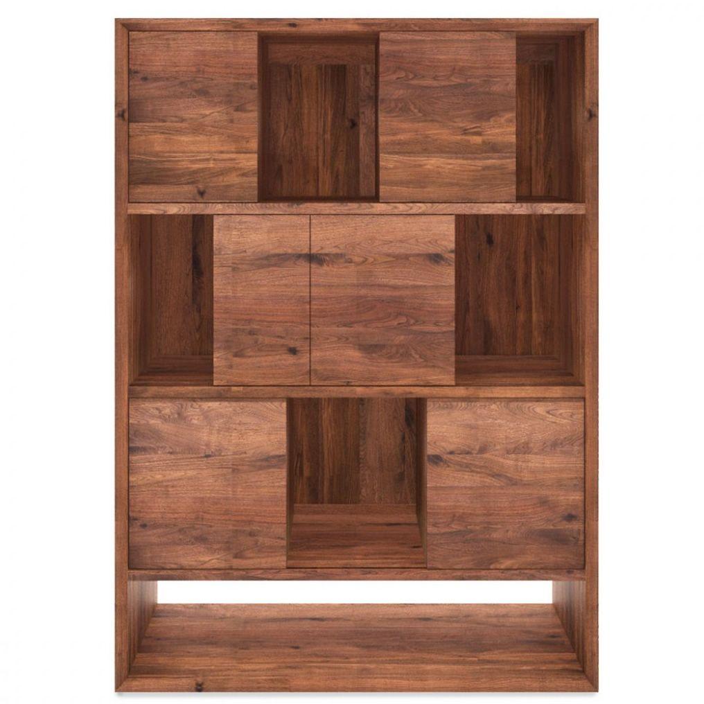 Nordic r mobile soggiorno ethnicraft in legno diverse - Muebles de salon originales ...