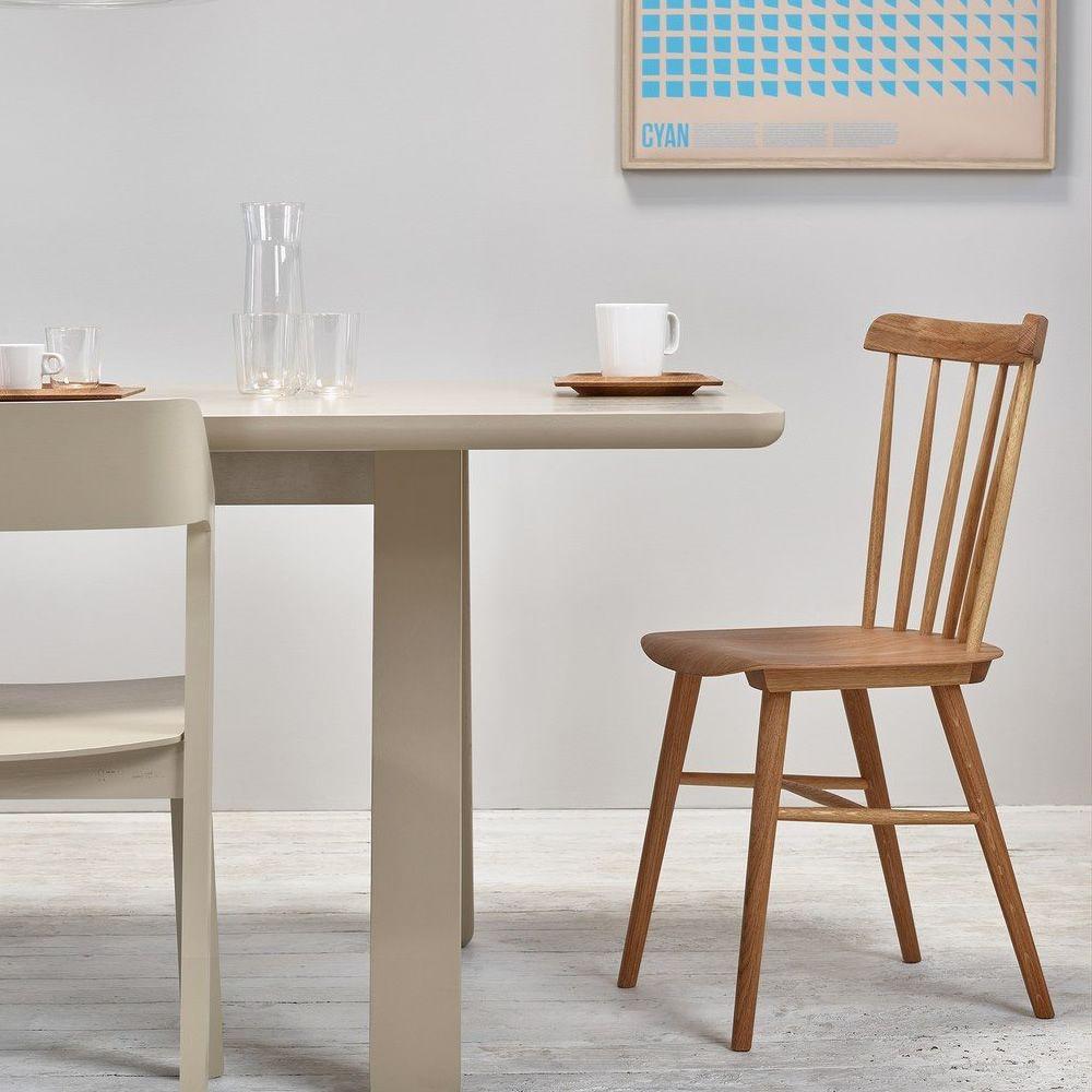 ironica chaise ton en ch ne rouvre. Black Bedroom Furniture Sets. Home Design Ideas