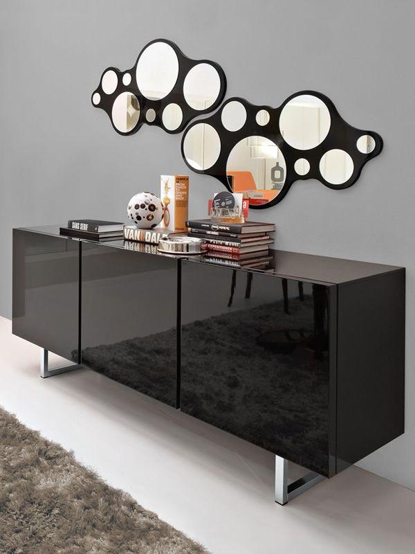 cb5029 bubbles miroir moderne connubia calligaris disponible en diff rentes couleurs. Black Bedroom Furniture Sets. Home Design Ideas