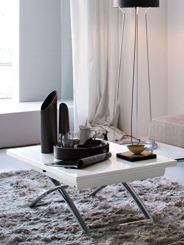 cb5041 w magic j table rallonge et rglable en hauteur avec structure - Table Reglable En Hauteur Avec Rallonge