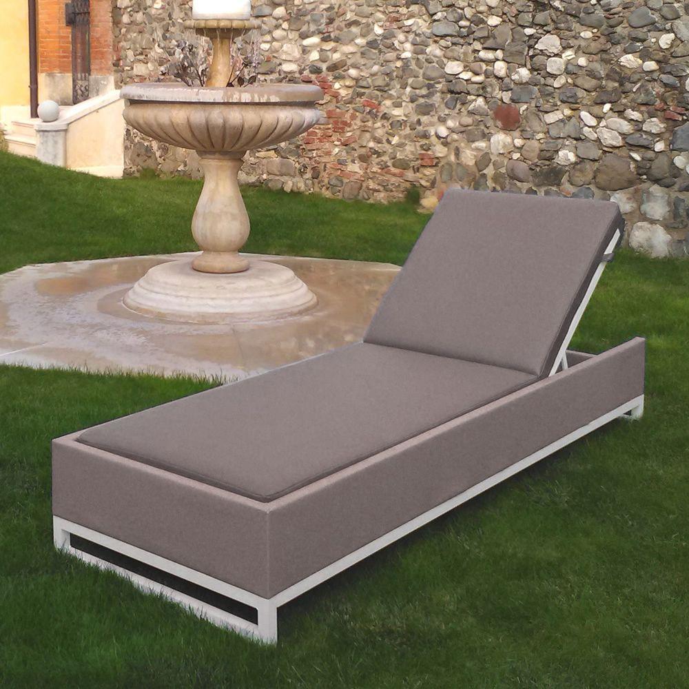 rig20 pour bars et restaurants - bain de soleil design, en métal