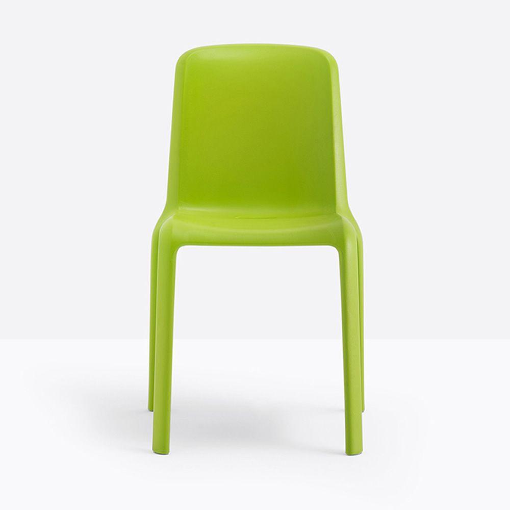 Snow 300 chaise pedrali en polypropyl ne empilable aussi pour jardin en d - Chaise jardin couleur ...