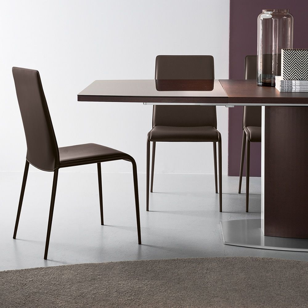 Cb1508 parade sedia connubia calligaris in metallo for Poltrone calligaris