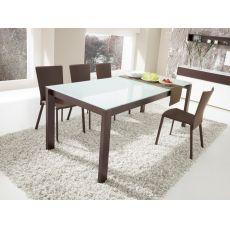 Catalogo tavoli in legno superfici secondo natura for Tavolo atelier calligaris