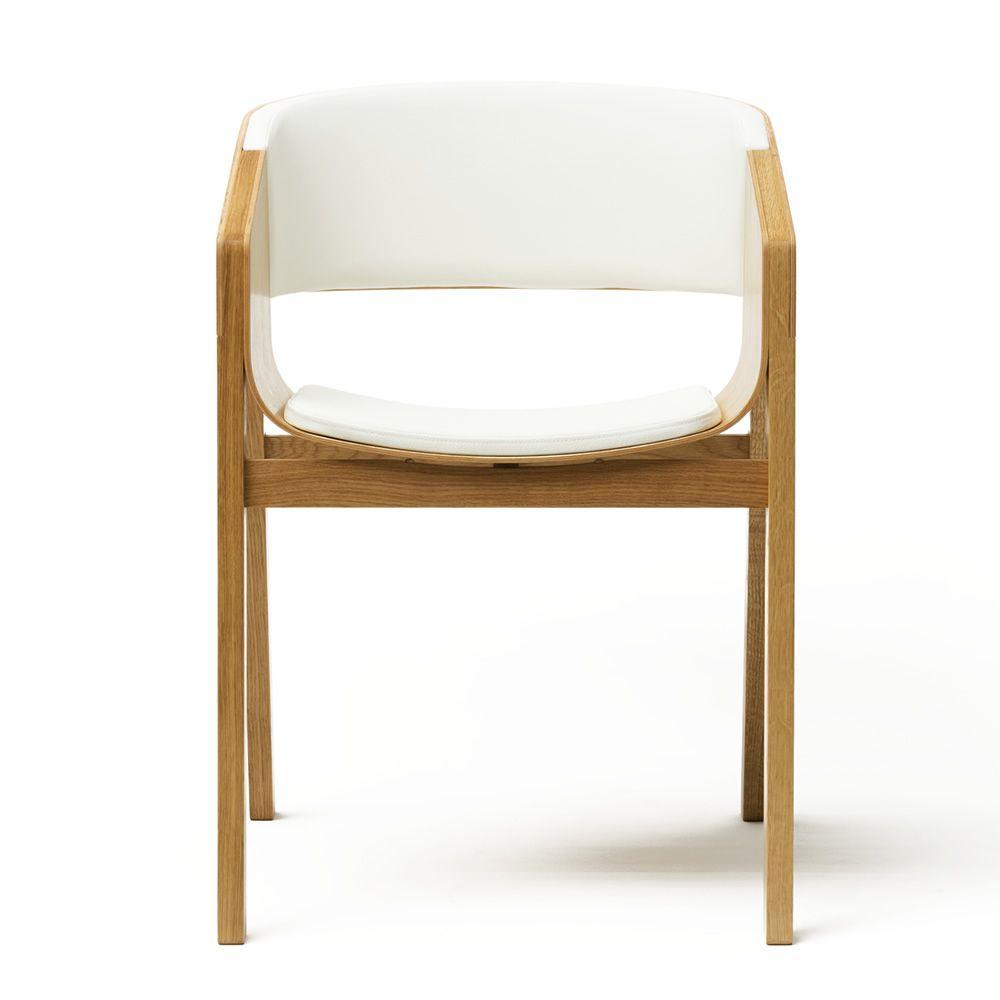 Merano 400 R Sessel Ton Aus Holz Mit Gepolstertem Sitz